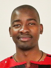 Photograph of Bonginkosi Mthombeni