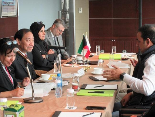 クウェート国局長級向け「危機におけるリーダーシップ研修」を行いまし ...