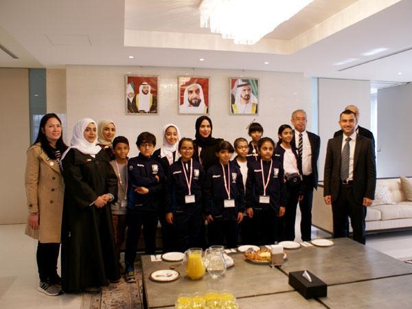UAE シャルジャ小学生訪日研修2019を実施しました   事業ニュース ...